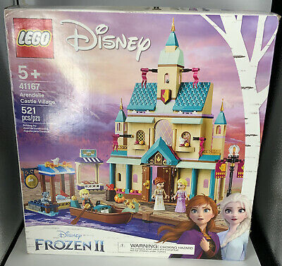 LEGO Arendelle Castle Village Disney Princess Frozen 2