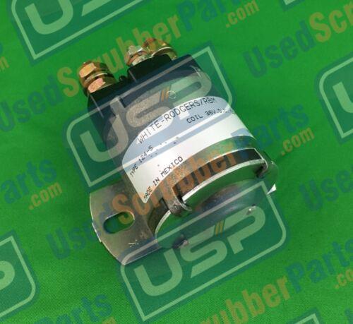 Pre-Owned Advance Part #56395453 Contactor, 35VDC [Adgressor 3210D]