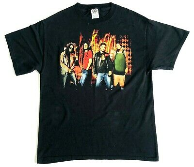 Korn 2006 Tour See You On The Other Side Black Rock T Shirt Men Size Large