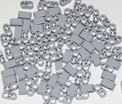 Baukästen & Konstruktion Lego Minifiguren Teile & Zubehör Lego Lot Of 100 Neu Hell Blau Grau Platten 2 X 2 Ecke Stücke