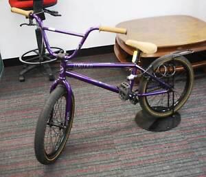 United KL40 2016 Purple BMX Bike Nerang Gold Coast West Preview