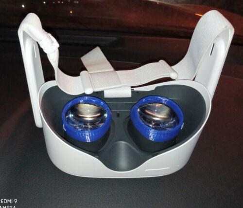 Oculus perscription lens adapters. Quest 2, Quest, Riff S