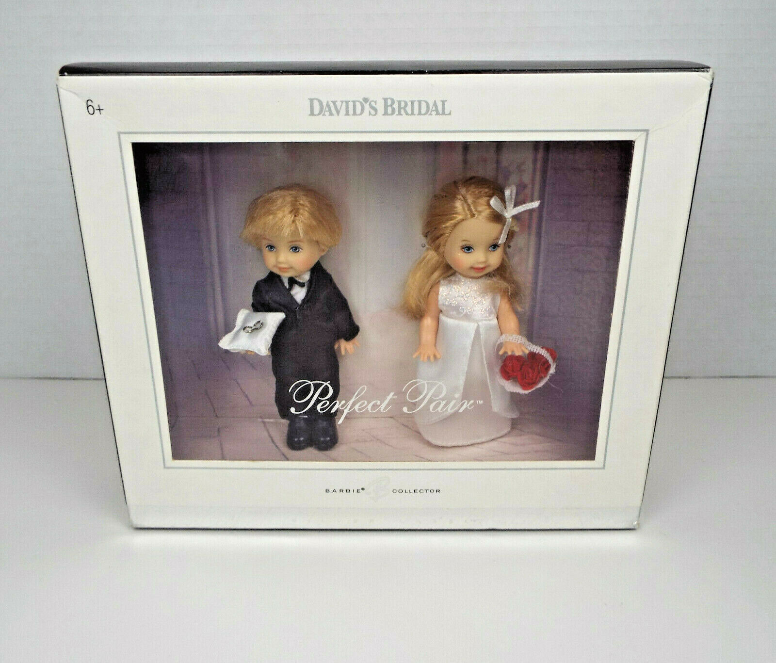 Barbie DAVID'S BRIDAL Perfect Pair HISPANIC Kelly Tommy Brid