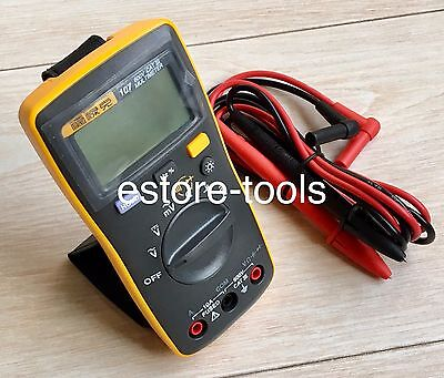 Fluke 107 Mini Handheld Digital Multimeter New