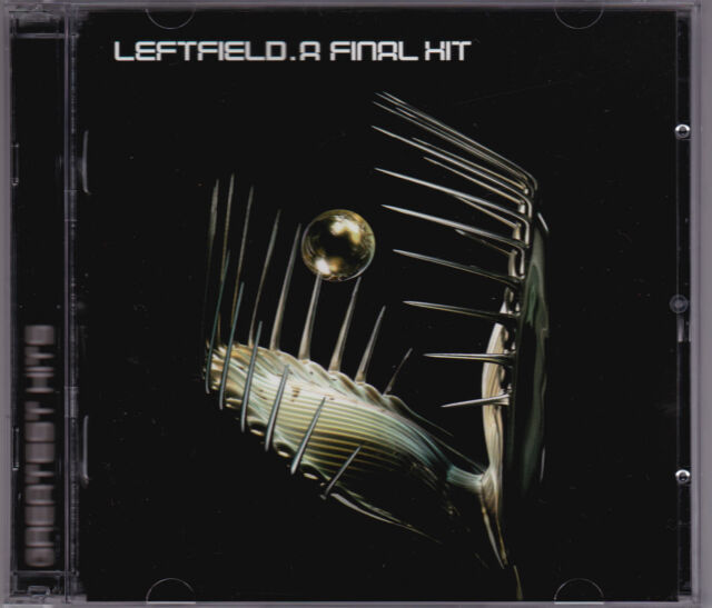 Leftfield A Final Hit - Greatest Hits - CD - (CD/DVD) 2005 Sony DVD All Regions)