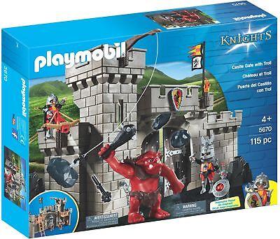 Playmobil 5670 Knights Castle Club Set