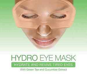 10 X CACI HYDRO EYE MASK - HYDRATE & REVIVE TIRED EYE - ANTI-AGEING