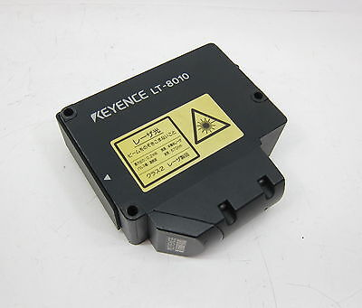 Keyence Lt-8010 Laser Displacement Sensor