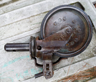 Vintage L900-8 Faultless Scaffold Castor Wheel With Break