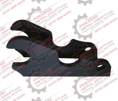 Kubota Excavator Quick Attach Bucket Ears Attachment U35 KX71 KX91 KX121 KX040
