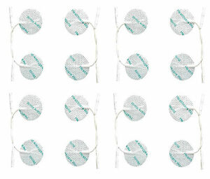 16-ROUND-TENS-ELECTRODE-PADS-Reusable-for-Tens-Machines