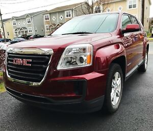 2016 GMC Terrain only 27000km excellent condition