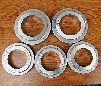 Master Bore Setting Ring Gage 3 To 4 Ottawa-gage X Tol 82.75mm 3.2579