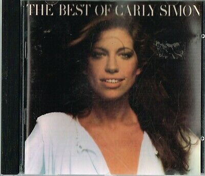 Carly Simon The Best Of Carly Simon CD  American Singer Songwriter