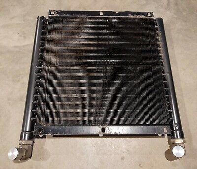 New Holland Skid Steer Oil Cooler Exc. Condition - Lx865 - Lx885 - Part 9829700