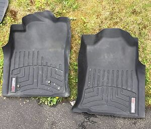 Weather Tech Toyota Tacoma Mats