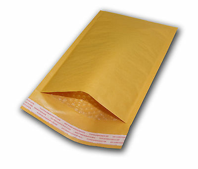 250 Extra Wide 0 7x10 Kraft Bubble Padded Envelopes Mailers Bpack 6x10