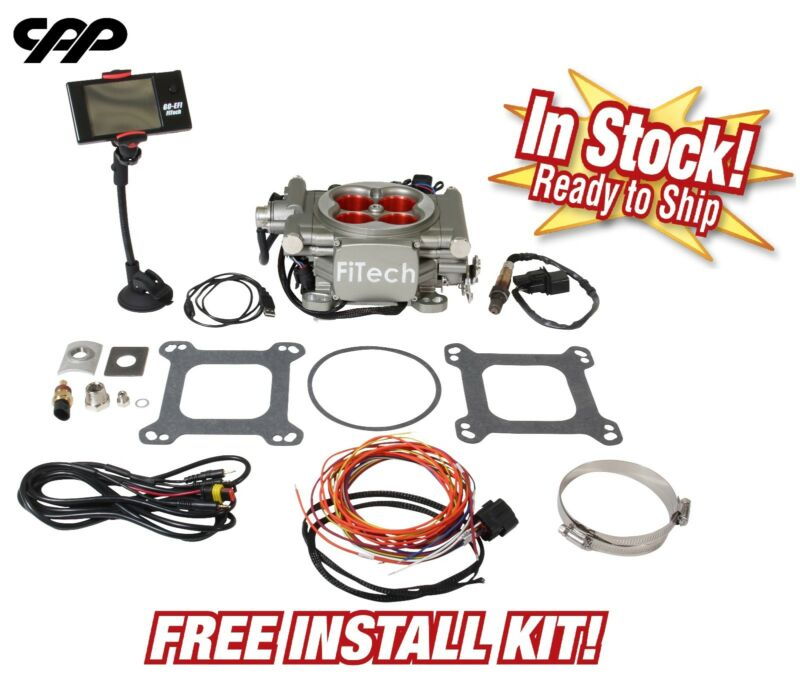 FITech Fuel Injection 30003 Go Street 400 HP EFI Conversion *FREE INSTALL  KIT* | PolyBull com