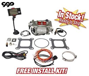 FITech Fuel Injection FiTech 30003 Go Street 400 HP EFI Conversion
