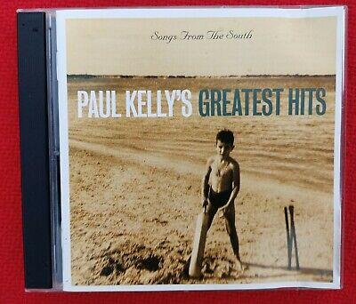 Paul Kelly - Songs From The South cd  Paul Kelly's Greatest Hits best of used