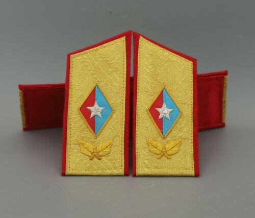 Replica Chairman Shoulder board  of the Supreme Council of the Cuban Revolutio