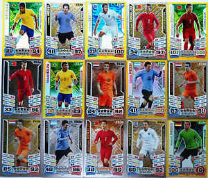 MATCH-ATTAX-ENGLAND-2014-100-CLUB-LIMITED-EDITION-WORLD-CUP-Choose-card-s