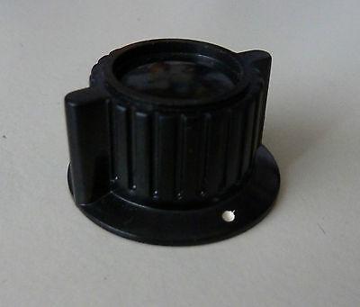 Schalter; Bedienknopf; Drehknopf; Drehschalter Ø 28mm/ 20,5mm bis max. 6er Welle