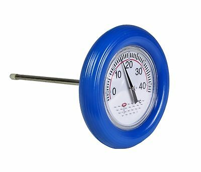 Thermometer Schwimmring Pool Schwimmbad Poolthermometer Wassertemperatur