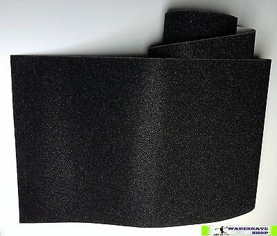 Skateboard Griptape 9.0 Inch, 85 cm x 23 cm, schwarz