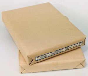 """Vintage Onionskin typing paper 1000 sheets unglazed 8.5"""" x 11"""""""