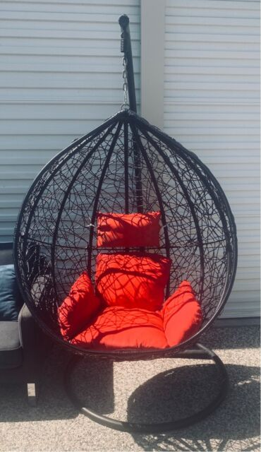 Egg 47 Hanging Chair For A New Home Outdoor Dining Furniture Gumtree Australia Brisbane North West Stafford 1256202419