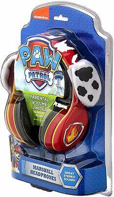 Paw Patrol Headphones - Marshall