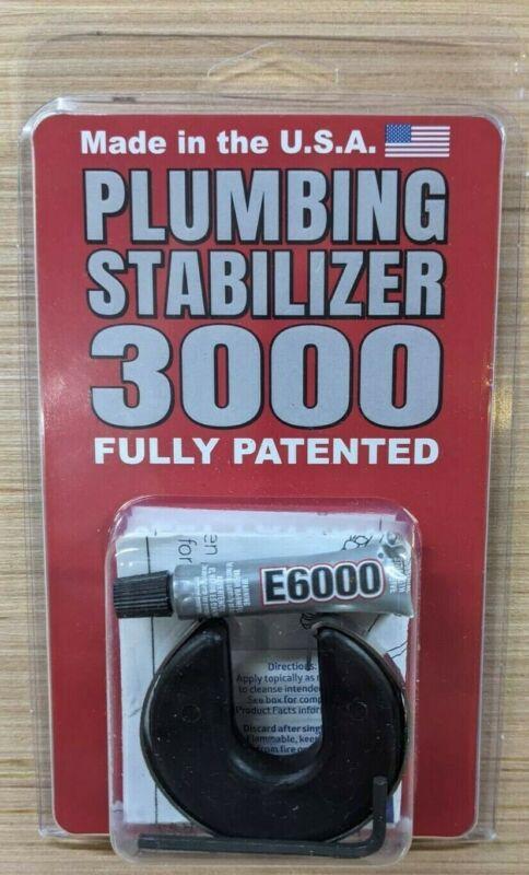 Plumbing Stabilizer 3000