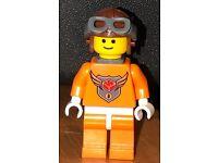 MBA Lego Master Builder Academy LEVEL 2 MINIFIGURE NEW 20203 HTF Genuine Lego