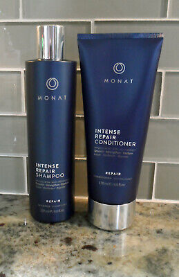 MONAT Hair IRT Intense Repair Treatment Shampoo & Conditioner Grow Healthy Hair Intensive Hair Repair