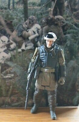 "custom Rebel Commando fleet trooper soldier Star Wars 3.75 inch"" figure clone"