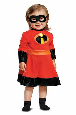 Violet The Incredibles 2 Infant Costume, 12-18 Months - Infant Incredibles Costume