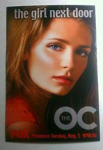 THE-O-C-OC-MISCHA-BARTON-Girl-Next-Door-Fx-4X6-Mini-Movie-Photo-Postcard-POSTER