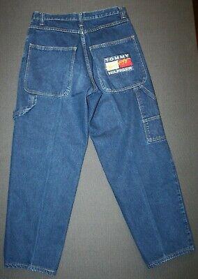 Tommy Hilfiger - Vintage Big Flag Jeans Spell out / Carpenter Size 36