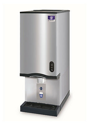 Manitowoc Cnf-0202a 315lb Countertop Air Coolenugget Ice Makerwater Dispenser
