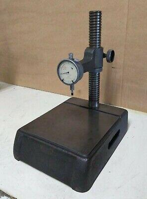 Height Gauge Inspection Stand 0-7 Range Alina Dial Indicator .0001 Graduation