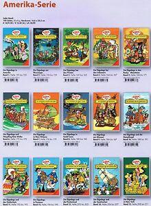 Hegen * Digedags Mosaikbücher * Amerikaserie 15 Bände  komplett * verlagsneu
