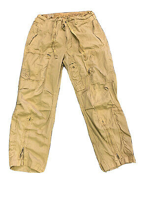 Abercrombie & Fitch Mens Paratroops Cargo Pants Size Large
