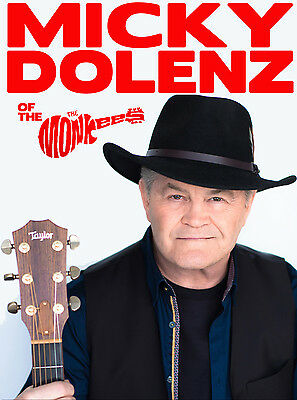 HAVE LUNCH -or- DINNER WITH MICKY DOLENZ OF THE MONKEES IN LOS ANGELES!