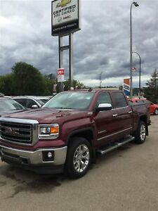 2015 GMC Sierra 1500 SLT *Nav* *Heated/Cooled*
