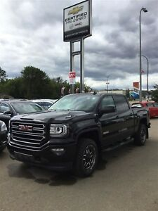 2017 GMC Sierra 1500 SLE Elevation *Upgraded Wheels+Tires* Low M