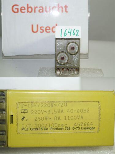 PILZ Safety Relais PT-1NK 457664 Relay
