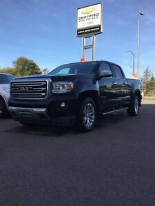 2015 GMC Canyon SLT *Leather* *Remote* *Heated Seats* *Low KMs*