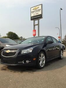 2014 Chevrolet Cruze 2LT Auto *Leather* *Heated Seats*