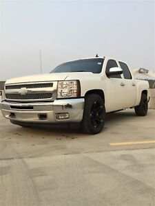 2013 Chevrolet Silverado 1500 LT * Leather Heated Seats* *Black